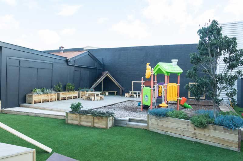 Purpose-built centre